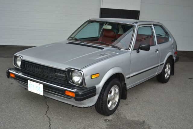 1981 honda civic. Black Bedroom Furniture Sets. Home Design Ideas