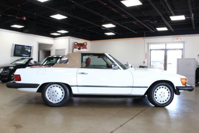 1981 mercedes benz 380 sl conv hard top 380 sl 154524 for Mercedes benz financial credit score