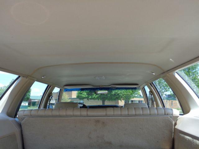 1981 olds custom cruiser diesel original surrvivor. Black Bedroom Furniture Sets. Home Design Ideas
