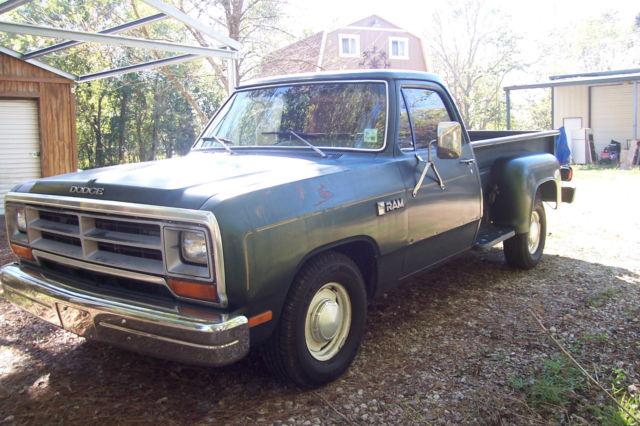 1982 Dodge D150 360 V8