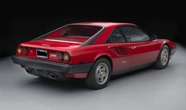 1982 ferrari mondial. Black Bedroom Furniture Sets. Home Design Ideas