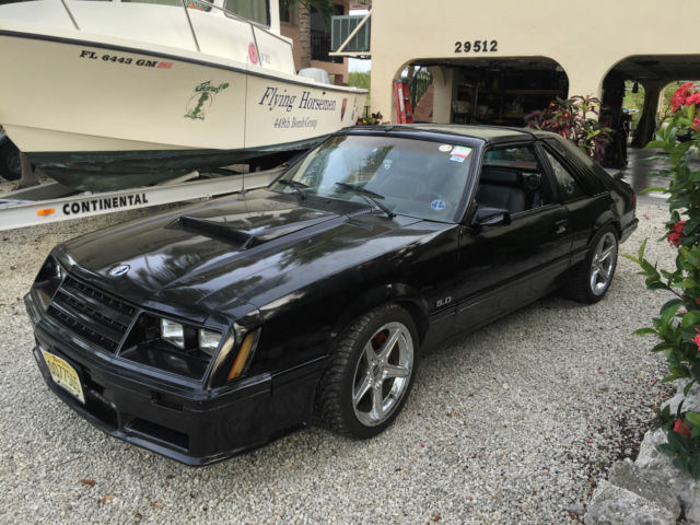 1982 ford mustang gt t top 5 0 turbo. Black Bedroom Furniture Sets. Home Design Ideas