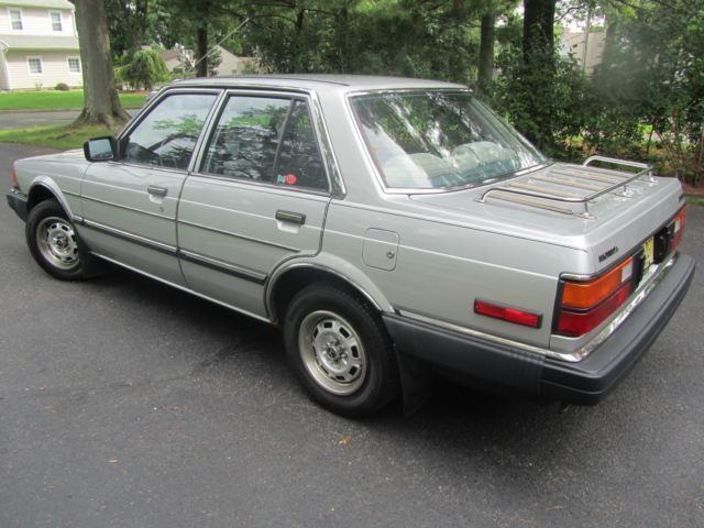 1982 honda accord vintage car 65 000 miles looks new. Black Bedroom Furniture Sets. Home Design Ideas