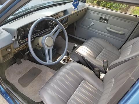1982 Plymouth Champ 5 Door Hatchback Mitsubishi Dodge Colt