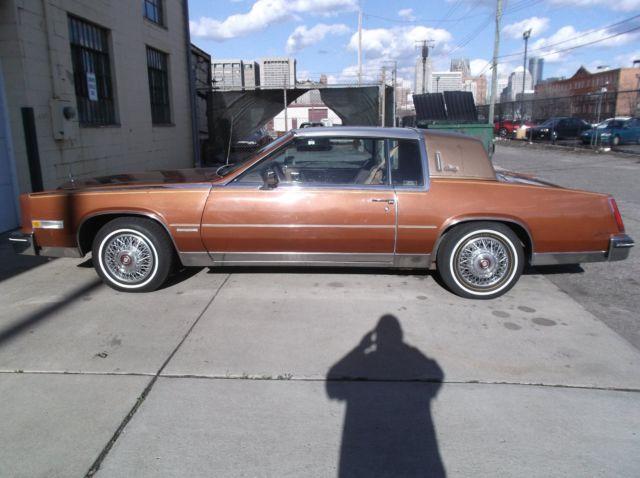 1983 Cadillac Eldorado Biarritz Coupe No Reserve Auction