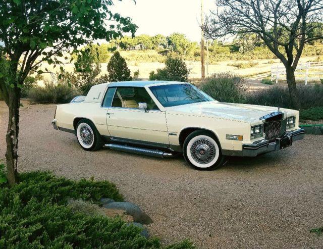 1983 cadillac eldorado custom restoration classiccarsmarks com