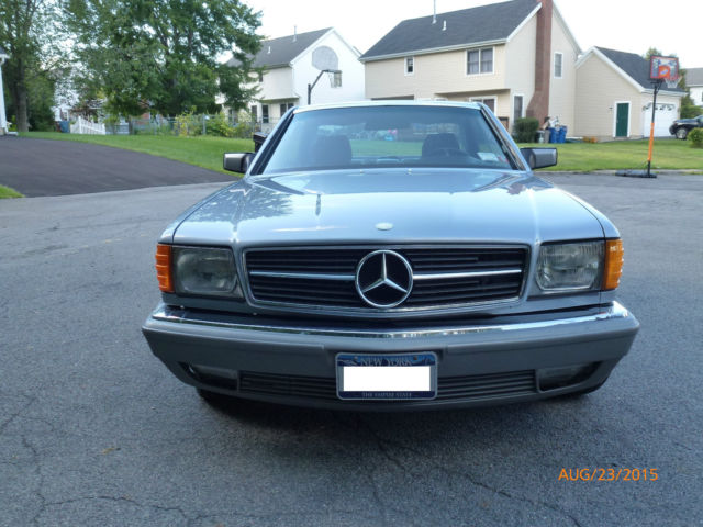 1983 mercedes benz 380sec 2 door coupe rare classic for 1983 mercedes benz 380sec for sale