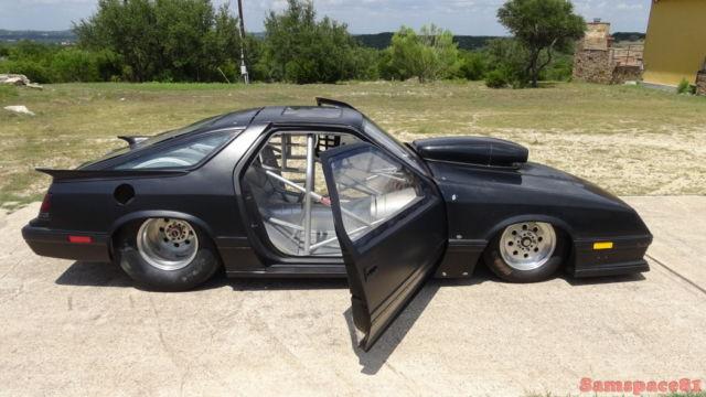 1984 dodge daytona drag car race car pro stock type pro built custom spent. Black Bedroom Furniture Sets. Home Design Ideas