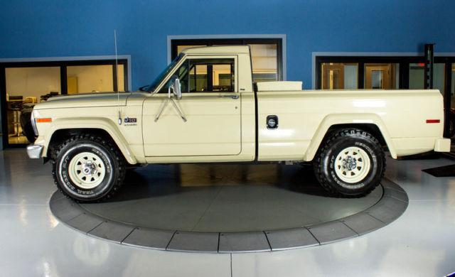 1984 jeep j series j 10. Black Bedroom Furniture Sets. Home Design Ideas