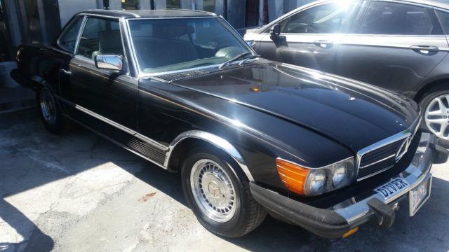 1984 mercedes benz 380 sl for Mercedes benz 380 sl