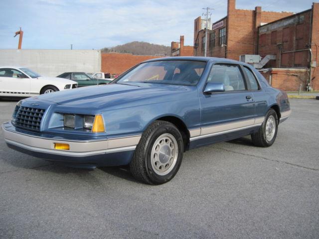 30th Thunderbird Anniversary Edition For Sale.html | Autos