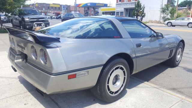 1985 Chevrolet Corvette Manual Coupe  Excellent Condition