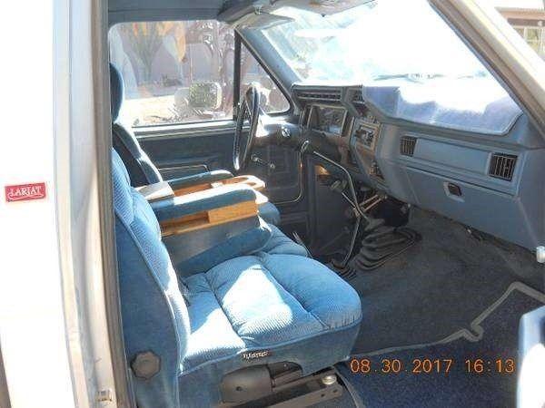 1985 Ford F 250 Xlt 6 9l V8 16v Diesel Manual 4wd Trlr