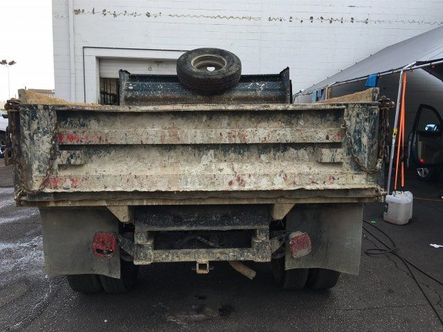 1 Ton Dump Truck Boxes : Ford f dump work truck pickup dually ton