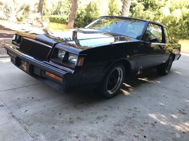 1985 grand national with gnx upgrades 16 inch wheels new. Black Bedroom Furniture Sets. Home Design Ideas