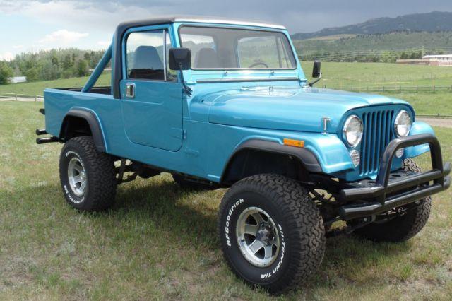 1985 Jeep Scrambler Pickup