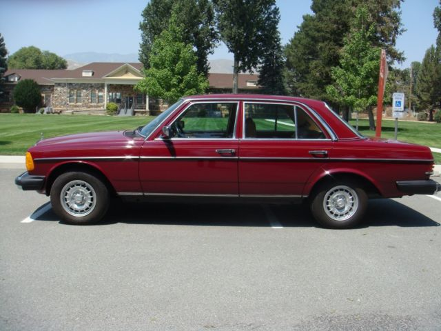 1985 mercedes benz 300d the best or nothing for 1985 mercedes benz 300d