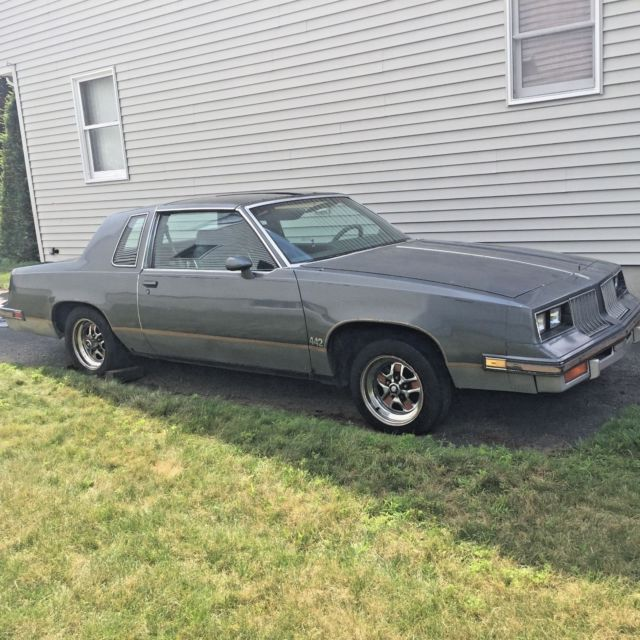 1985 oldsmobile 442 cutlass salon for 1986 oldsmobile cutlass salon