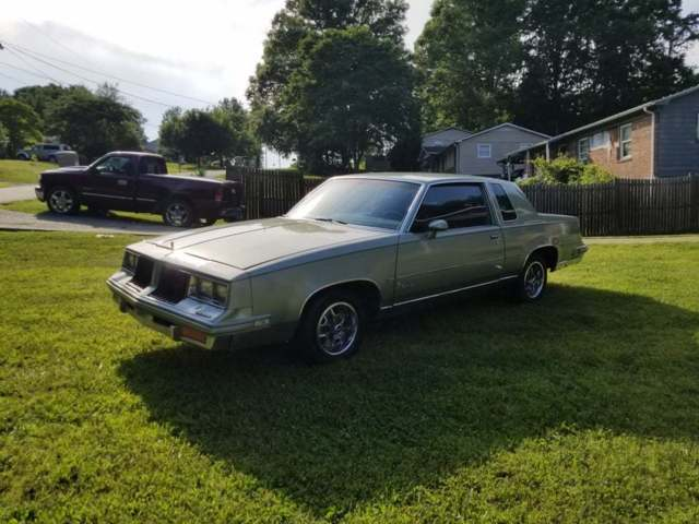 1985 oldsmobile cutlass salon v8 buckets automatic for 1985 cutlass salon for sale