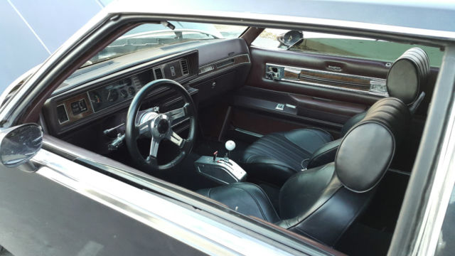 1985 Oldsmobile Cutlass Supreme Brougham Coupe 2 Door 6 0l Lq4