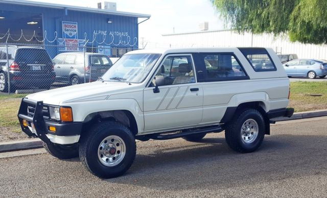 1985 Toyota 4runner Like New Survivor