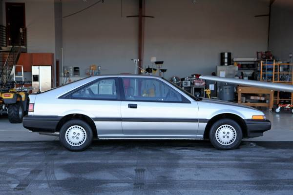 1986 3g honda accord dx hatchback 3 door 2 0l for Honda accord old model