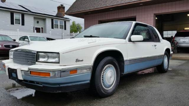1986 cadillac eldorado america s cup special edition 1 owner only 50k miles classiccarsmarks com