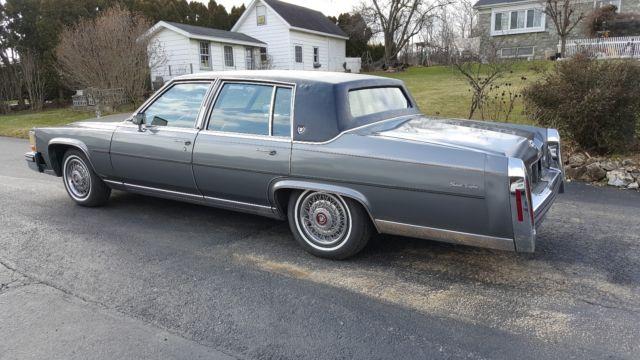 Cadillac Fleetwood Brougham Not Sedan Deville Fleetwood on Cadillac 4100 Problems
