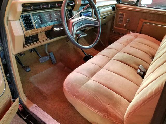 How To Unlock Steering Wheel >> 1986 FORD F150 XLT LARIAT 4X4 SHORT BED 302 5.0 EFI V8 A/T ...