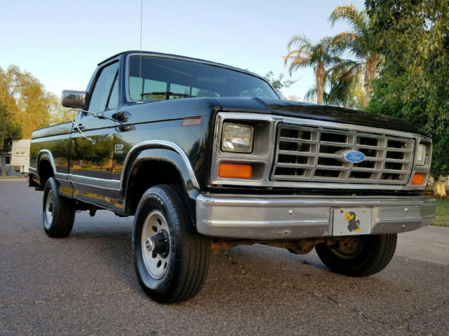 1986 F150 4x4 Short Bed For Sale Autos Post