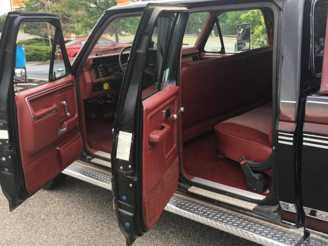 1986 Ford F350 XL-Crew Cab Dually