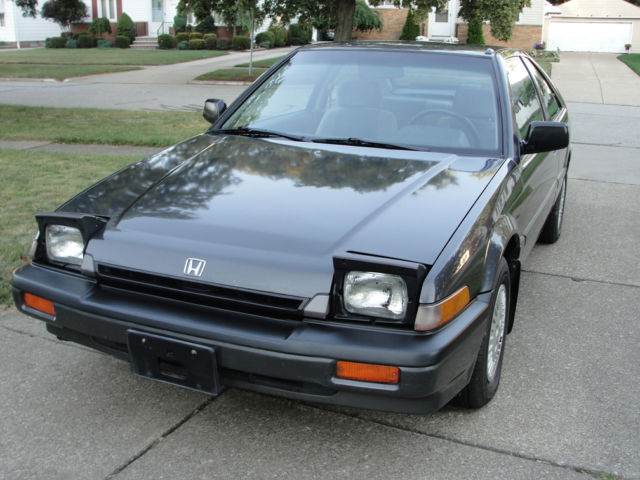 1986 honda accord lxi hatchback for Honda accord old model