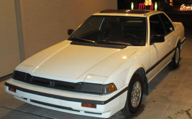 1986 honda prelude 2 0 si coupe 3 door 2 0l. Black Bedroom Furniture Sets. Home Design Ideas