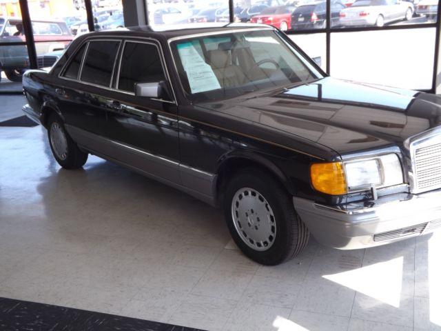 1986 mercedes 300sdl turbo diesel for 1986 mercedes benz 300sdl