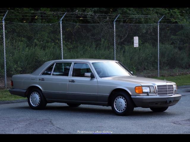 1986 mercedes benz 300 sdl automatic 4 door sedan for 1986 mercedes benz 300sdl
