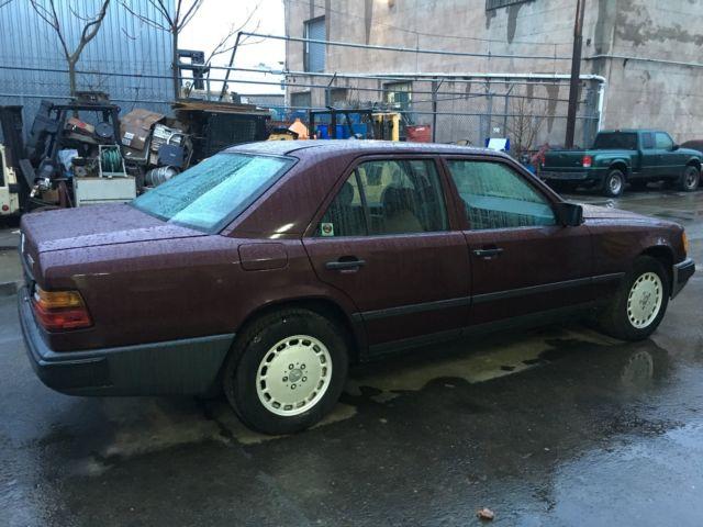 1986 mercedes benz 300d turbo turbo diesel for Mercedes benz diesel models