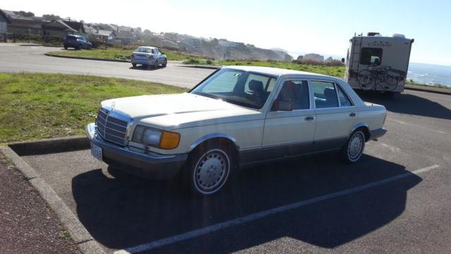 1986 mercedes benz 300sdl base sedan 4 door 3 0l for 1986 mercedes benz 300sdl