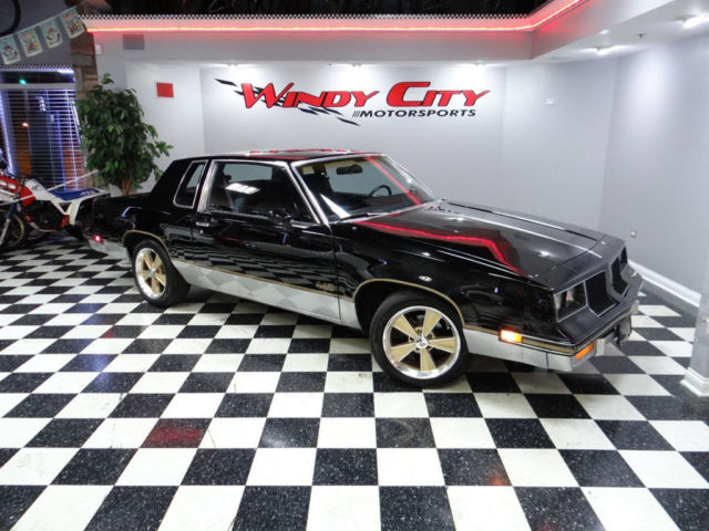 1986 oldsmobile cutlass 442 coupe only 70k hurst wheels. Black Bedroom Furniture Sets. Home Design Ideas