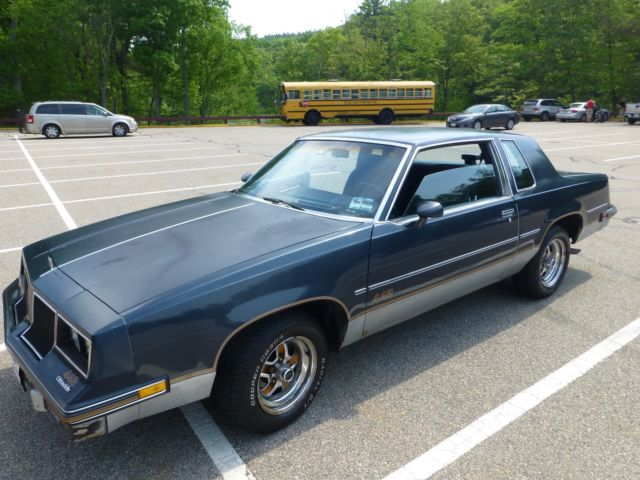 1986 oldsmobile cutlass salon 442 for 1986 oldsmobile cutlass salon