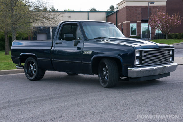 1987 chevrolet silverado duramax allison short bed. Black Bedroom Furniture Sets. Home Design Ideas