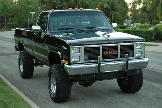 1987 chevy truck 1 ton 4x4 3500. Black Bedroom Furniture Sets. Home Design Ideas