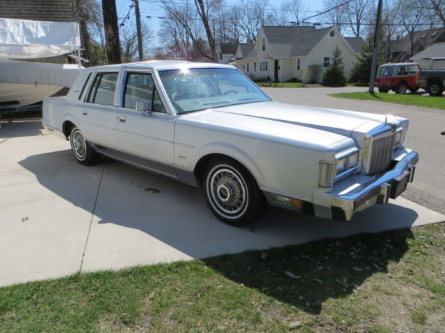 Used Lincoln Town Cars For Sale In Michigan