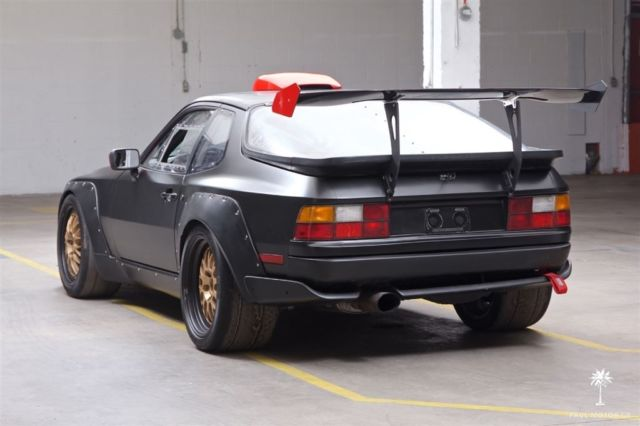 1987 porsche 944 turbo race car 993 cup bbs wheels