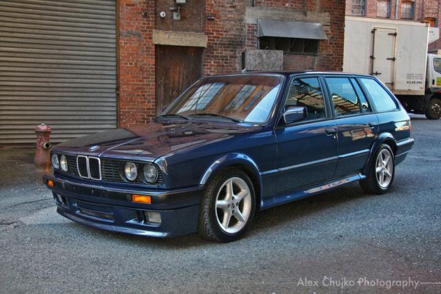 1988 bmw 325ix touring design edition awd 5