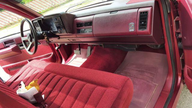 1988 Chevy C1500 Silverado 40,300 miles