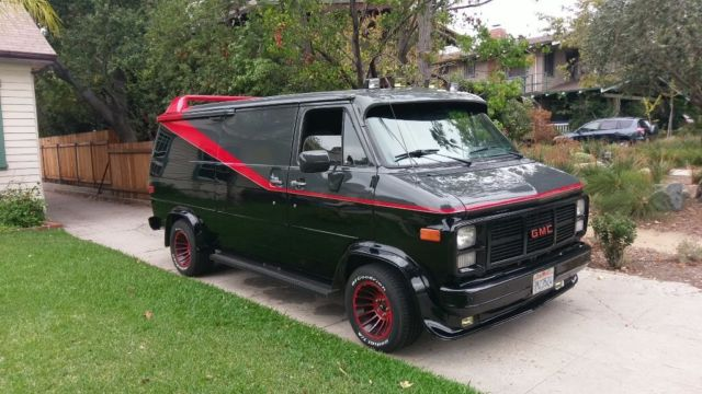 Roulettedepotence additionally Ateam Van furthermore Gmc Vandura A Team Van Replica Best In The World also Caters A Team furthermore A Team Van Replica Gmc Vandura. on a team van replica for sale