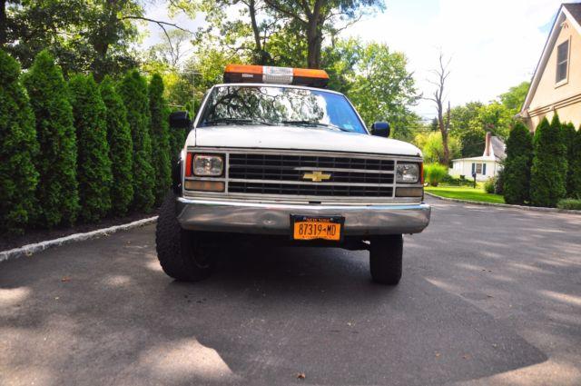 1988 Chevy K2500 - Fresh Engine And Transmission