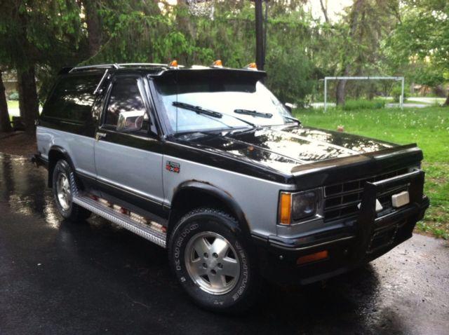 1988 Chevy S10 Blazer 4x4