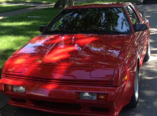 1988 Chrysler Conquest TSI For Sale Or Trade