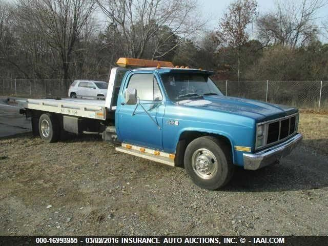 1988 Gmc Tow Truck Rollback